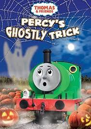 amazon thomas friends percy u0027s ghostly trick george