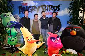 the angry birds people magazine