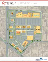 seminole city center site plan