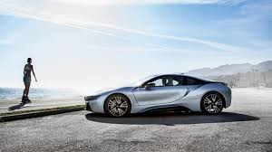 bmw i8 stanced driving the bmw i8 in california