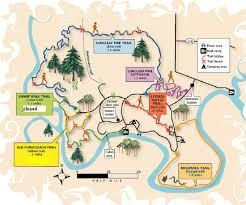 houston louisiana map stagecoach longleaf loop sam houston jones state park mtb