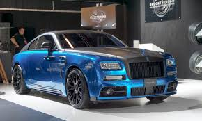 mansory wraith 2015 frankfurt show highlights high performance autonxt