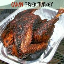 cajun fried turkey recipe whats cooking america