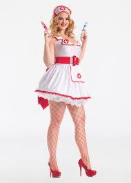plus size costume naughty nurse