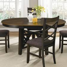 Narrow Dining Tables by Dining Tables Narrow Dining Table With Bench 60 Inch Table Round