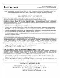 Training And Development Resume Sample Firefighter Resume Examples Haadyaooverbayresort Com