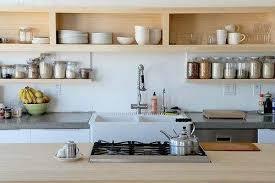 stylish kitchen 44 stylish kitchens with open shelving decoholic