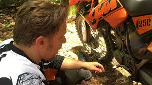 fixing the carburetor float in the ktm 250 sxf youtube