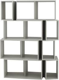 cuts bookcases shelving designer philippe nigro ligne roset