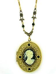 black cameo necklace images Jewelrymine wholesale vintage inspired cameo fashion jewelry jpg