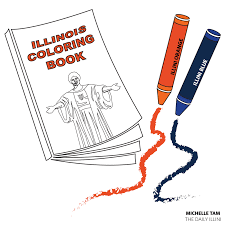 first university coloring book u0027orange blue and u u0027 hits