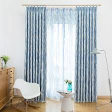 Blue Striped Curtains Striped Curtains U0026panels Horizontal Striped Curtains Vertical