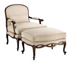 Living Room Upholstered Chairs Soild Wood Leg Upholstered Chair And Ottoman Living Room Lounge