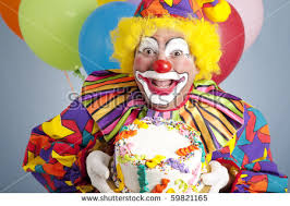 clowns for birthday clown birthday stock images royalty free images vectors