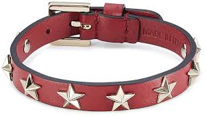 leather star bracelet images Red valentino star studded leather bracelet where to buy how jpg