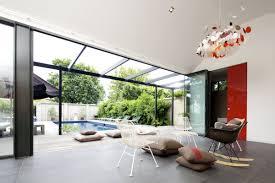 modern south yarra pool house by artillery keribrownhomes