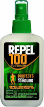 amazon com repel 100 insect repellent 4 oz pump spray single