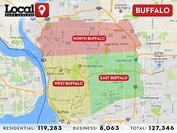 Map Buffalo Buffalo Ny U2013 Local Door Coupons