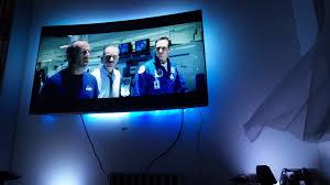 dreamscreen tv backlighting kit the gizmodo review gizmodo