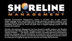 production companies isa of the day shoreline becomes american talent literary