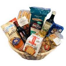 vegetarian gift basket cookie baskets and hers