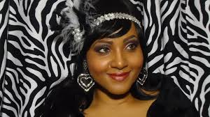 1920s hairstyles for black women boardwalk empire 1920 s flapper inspired makeup tutorial youtube