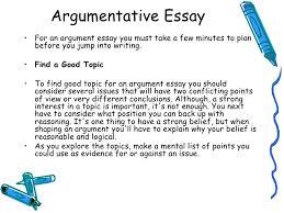 grade   essay writing Privatewriting Argumentative essay guidelines pdf espa ol kunkuntl Free Essays and