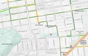 Portland Bike Maps by Cartography Mapzen