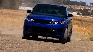 range rover svr 2016 2015 land rover range rover sport svr cnet on cars episode 72