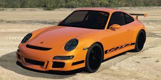 porsche 911 mods 2007 porsche 911 gt3rs 997 gta5 mods com