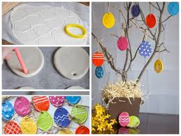 salt dough easter eggs craft jpg