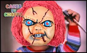 halloween cake chucky child u0027s play how to youtube