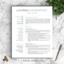 resume paper size philippines professional and modern resume template for word and pages zoom
