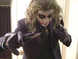 Joker Nurse Halloween Costume Diy Joker Makeup Dark Knight 10 Steps Pictures