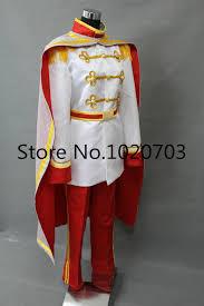 Prince Charming Costume Aliexpress Com Buy Cinderella Prince Charming Cosplay Costume