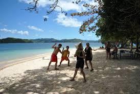 island of coron list of lakes lagoons ship wrecks and beaches