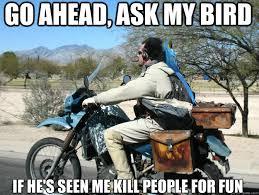 Biker Meme - mad max biker memes quickmeme