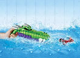 watercar gator amazon com wheels splash rides large vehicle terror tooth