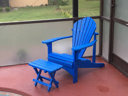 Recycled Plastic Adirondack Chairs Chairs Polywood Adirondack Chair Kits