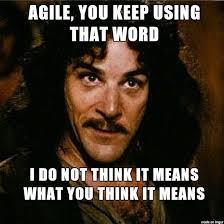 Agile Meme - what is agile workflow eli5 scrumi medium
