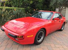 1984 porsche 944 specs 1984 porsche 944 lightweight sunroof delete 69 506