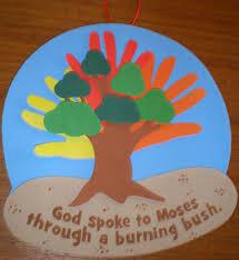 petersham bible book u0026 tract depot burning bush craft kit
