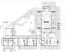 modern house plans modern house plan 968 gallery photo 9 of 10