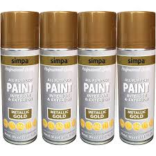 all purpose spray paint metallic effect interior u0026 exterior metal