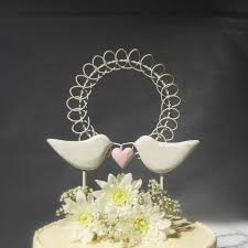 bird cake topper birds wedding cake topper bird cake topper rustic