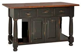 kitchen islands from all our amish craftsman