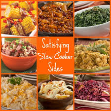slow cooker side dish recipes mrfood com