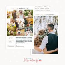 photography flyer templates photography brochure template