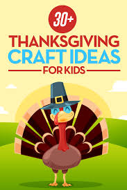 30 thanksgiving craft ideas for kids craft fiesta
