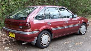 gallery of ford laser 15 ghia